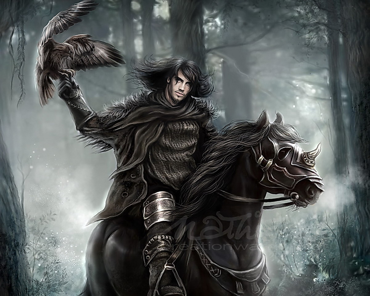 Фэнтези рыцарь
